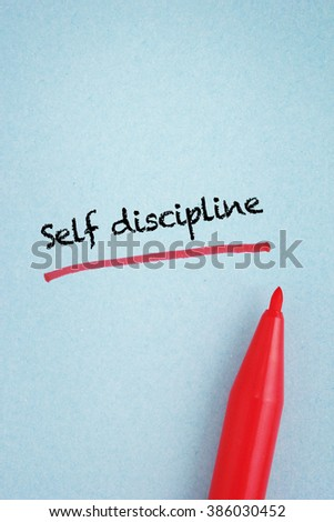 Self-discipline Stock Images, Royalty-Free Images ...