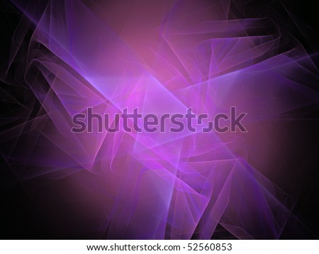 Semitransparent pink velvet - stock photo