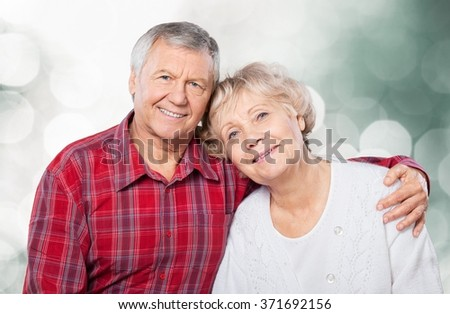 Senior Adult. - stock photo