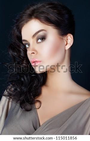 Sensual elegance - stock photo