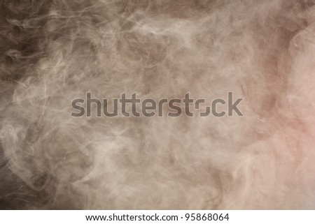 sepia smoke background with light screen shades