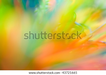 series - fresh colorful abstraction - stock photo