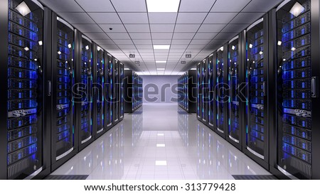 Server Room Stock Illustration 313779428 - Shutterstock