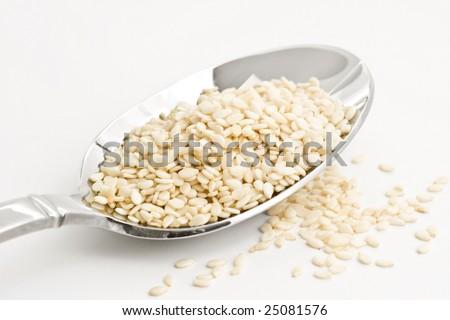 Sesame Seed - stock photo