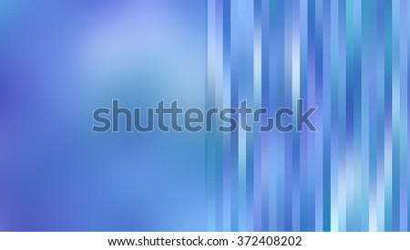 Set of abstract backgrounds blue