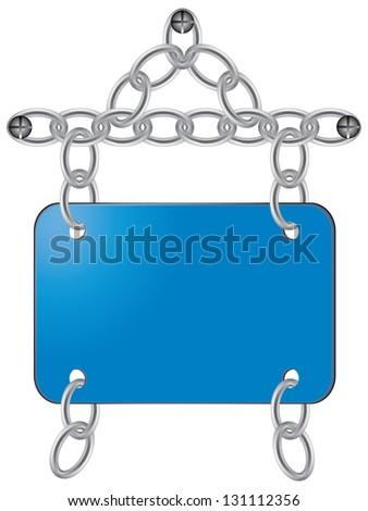 set of special paper tags - stock photo