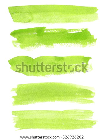 Watercolor Stroke Stock Images, Royalty-Free Images ...