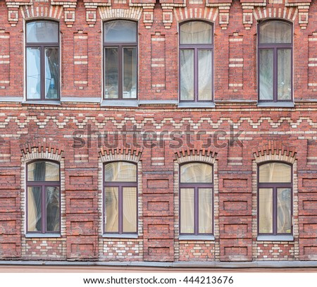 Apartment Building Front gable building stock photos, royalty-free images & vectors