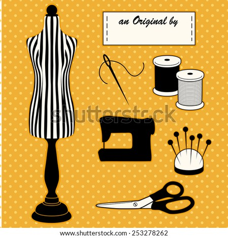 Dressmakers Mannequin Hobby Craft