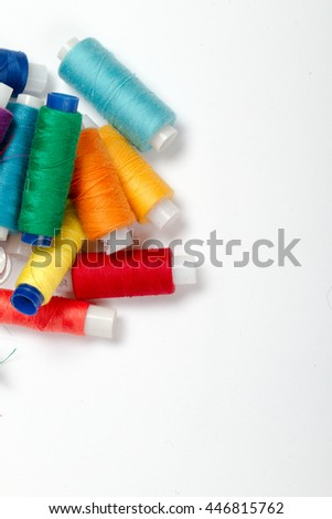sewing thread color set