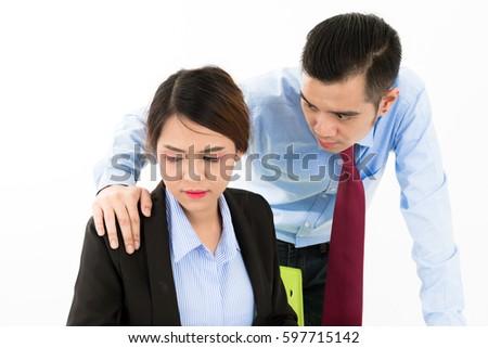 Trabajadoras sexual harassment