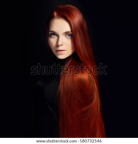 Redhead beauty sexy