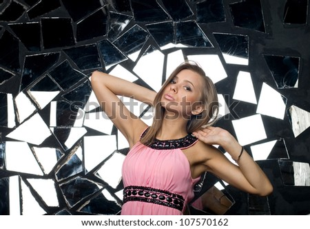 Sexy girl - stock photo