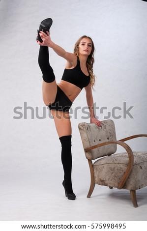 Brie Bella Pussy Slip