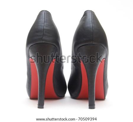 Sexy High Heels - stock photo
