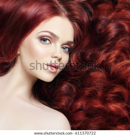 Redhead sexy Nude
