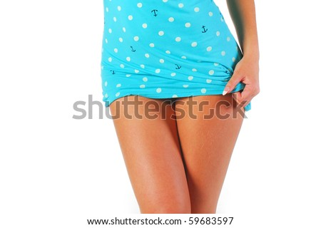 sexy shapes - stock photo