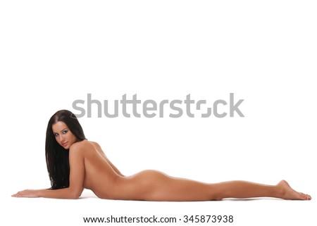 White tan girls naked — photo 14
