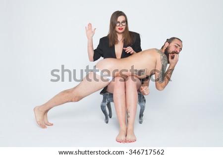 Kali kane forced orgasm