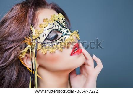 Woman throating cocks