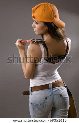 Female Electrician Stock Images Royalty Free Images