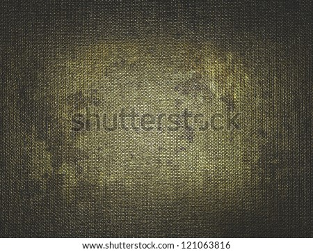 Shabby gold ( metal ) background. Texture - stock photo