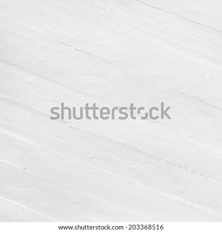 shabby white Wood Background - stock photo