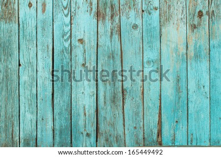 Shabby Wood Background - stock photo