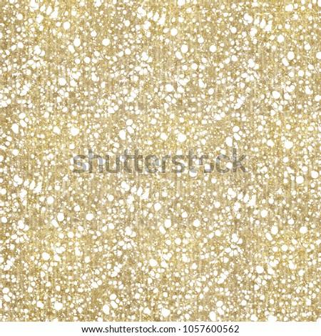 Shades Gold Metallic Paint Texture Stock Illustration 1057600562