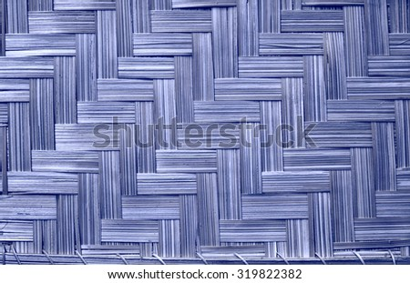 Shades of purple wicker textured background. - stock photo