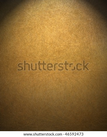 shadowy golden background - stock photo