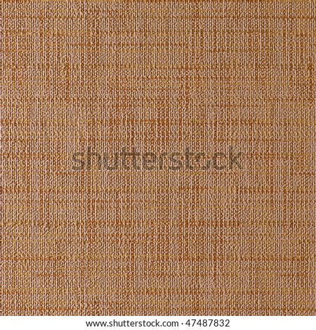 Shaggy surface of wallpaper - stock photo