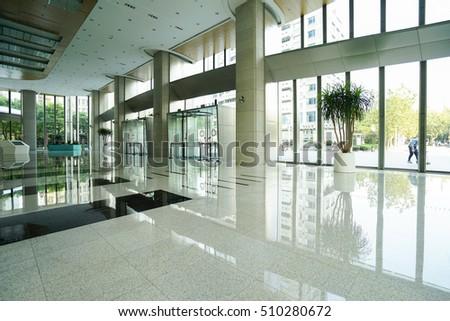 modern office lobby. delighful lobby shanghaichina  nov52016 interior of modern office lobby in throughout modern office