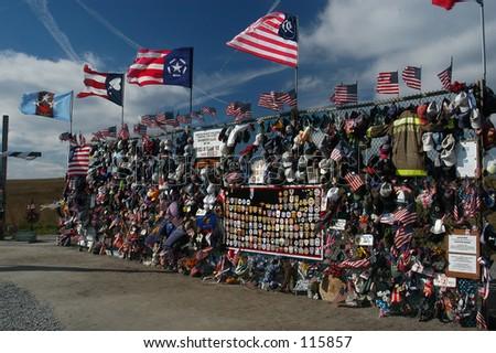 Shanksville Memorial - stock photo