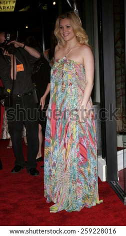 Shanna Moakler attends the Leona Edmiston Frock Gallery Opening held at the Frock Boutique On Sunset Strip in West Hollywood, California on March 14, 2006.
