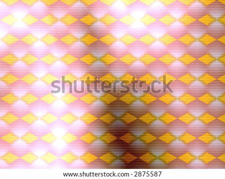 shape tiles - stock photo