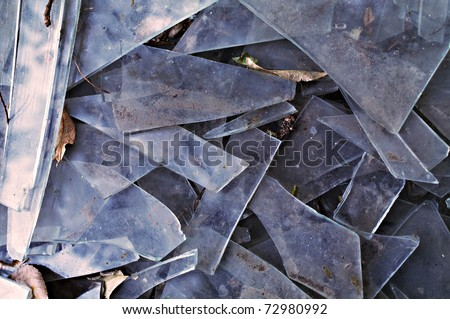 Glass Shards Stock Photos, Images, & Pictures | Shutterstock