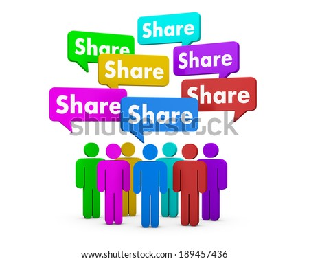 share icon share like