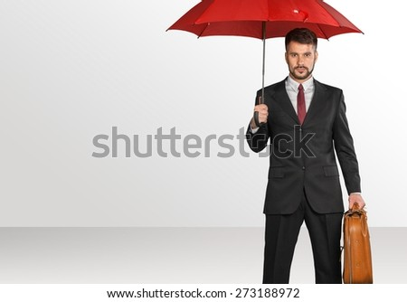Shark, fear, business. - stock photo