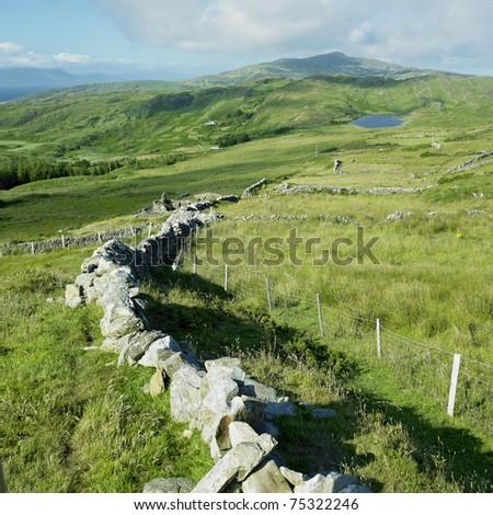 Sheep's Head Peninsula, County Cork, Ireland - stock photo