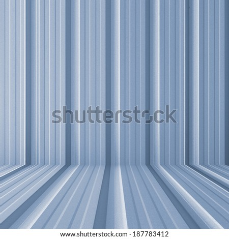 Sheet metal abstract background - stock photo