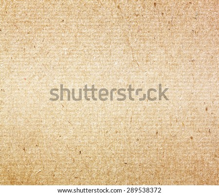 sheet of old paper  - stock photo