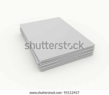 sheets of memo papers