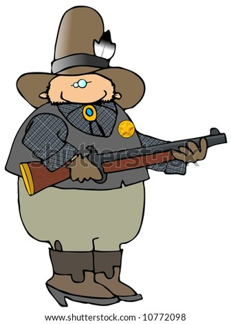 Sheriff With A Gun