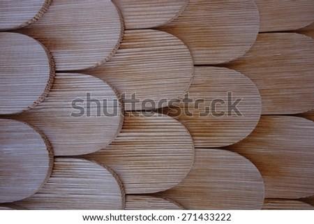 shingles - stock photo