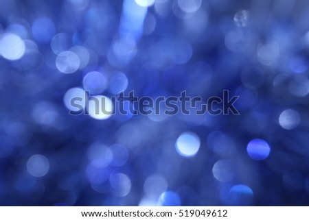 Shining blue background