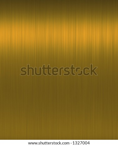 Shiny Brushed Copper. Texture or background. Tileable, repeatable horizontally. - stock photo