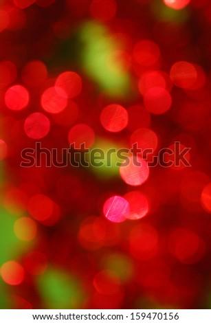 shiny Christmas background - stock photo
