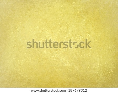 shiny gold background foil with distressed vintage texture - stock photo