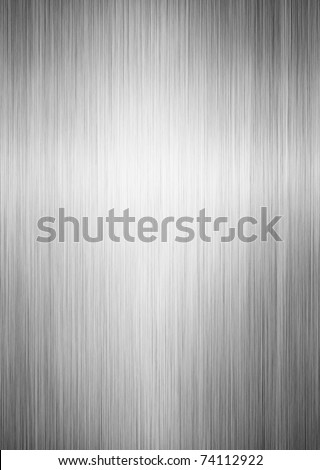 shiny grey silver texture background - stock photo